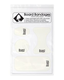 Board Bandages Off White Shortboard Ding Repair